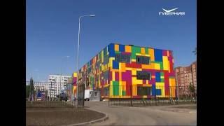 Н. И. Меркушкин оценил новое здание образовательного центра
