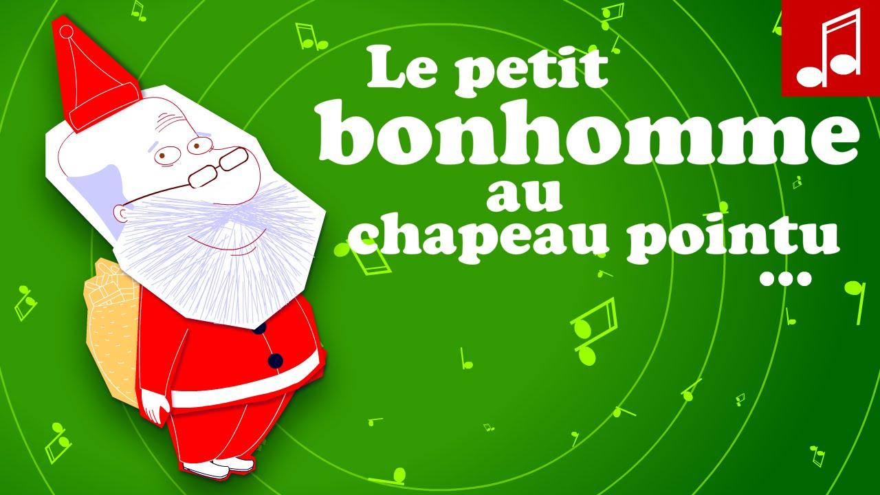 d489464023b3c L AS-TU VU... le petit bonhomme ♫ Chanson de noël pour bébé et maternelles  - YouTube