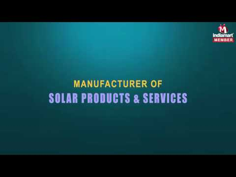 Solar Products & Services by Blue Chip Energy Solutions Pvt. Ltd., New Delhi