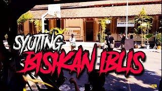 Syuting film BISIKAN IBLIS di SMP Negeri 16 Cirebon