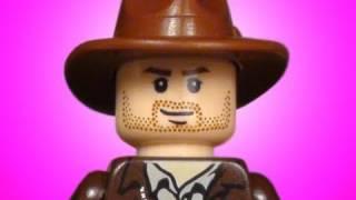 Lego Indiana Jones - An Average Day