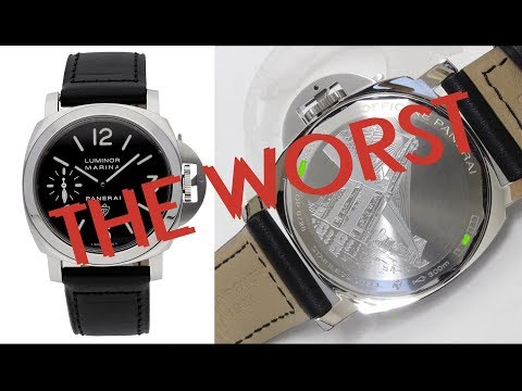 The WORST Panerai Ever Made   RANT&H
