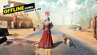 15 Best OFFLINE Games for Android & iOS [High Graphic]