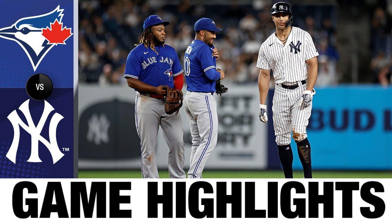 Download Blue Jays vs. Yankees Game Highlights (9/9/21) | MLB Highlights