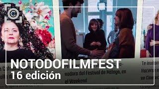 El 16º NOTODOFILMFEST | Cámara abierta 2.0
