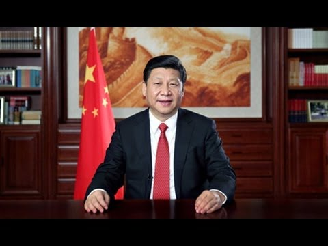 President Xi Jinping delivers New Year message