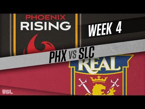 Phoenix Rising FC vs Real Monarchs SLC: April 7, 2018