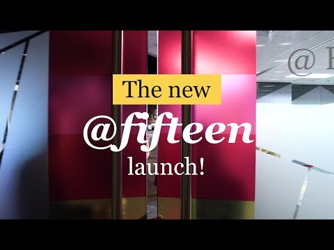 PwC Malaysia: Launching our revamped @fifteen office space