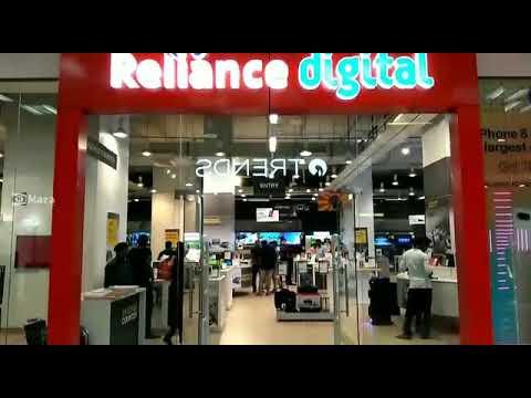Reliance digital Retail employee day 12/12/2017