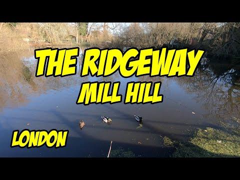The Ridgeway, Mill Hill, London