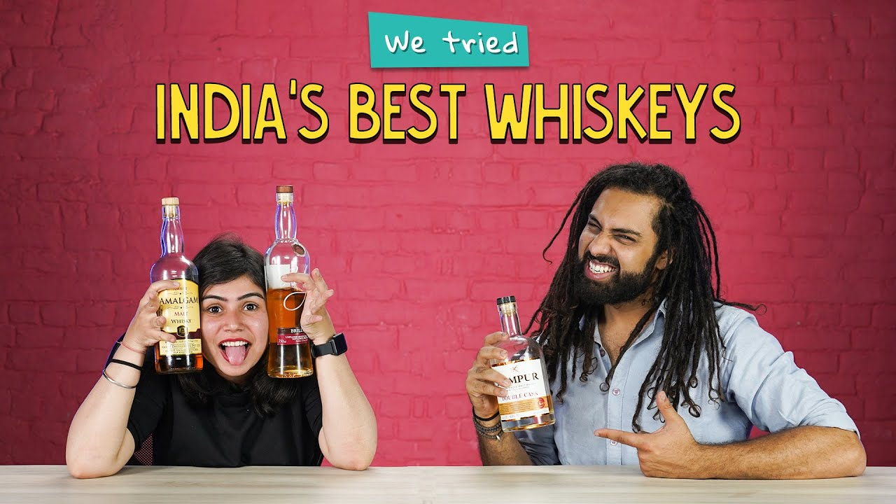 We Tried India's Best Whiskeys | Ok Tested