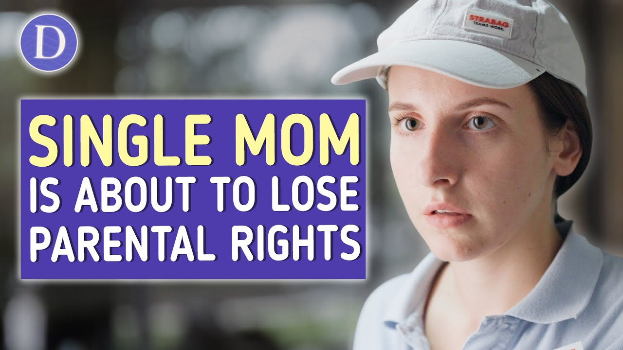 Poor Cashier Raises Son Alone, Now She Is about to Lose Parental Rights | @DramatizeMe