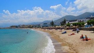 Hersonissos beaches Greece Сrete May 2012 [Mr Jeru]