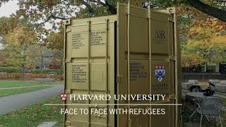 Harvard students come face to face with refugees thumbnail
