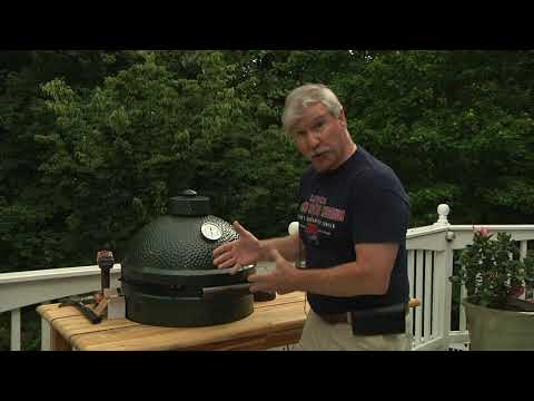 How to Turn your Grill into a BIG GREEN EGG