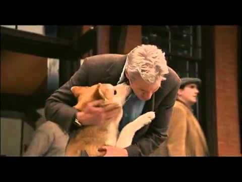 Hachiko-Chú chó trung thành