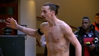 Zlatan Ibrahimovic ● Best Fights & Angry Moments | 2016 HD