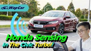 Honda Sensing, Why You Should Buy The 2020 Honda Civic 1.5 TC-P   WapCar
