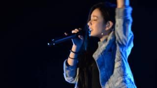 161013 王詩安Diana Wang - HOME-朝陽科技大學迎新演唱會