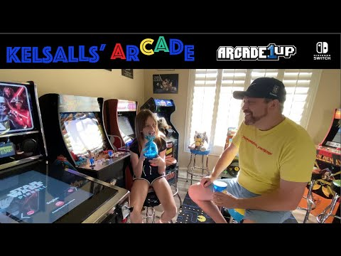 How to play Nintendo Switch Games on your Arcade1up! Intec Gaming Mod Kit Install and Review. from Kelsalls Arcade