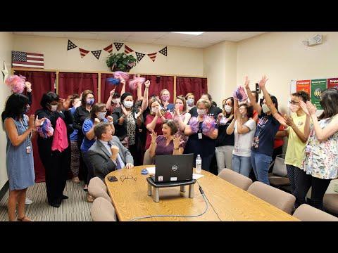 2020 NIET Founder's Award Announcement: Duplessis Primary School, Louisiana