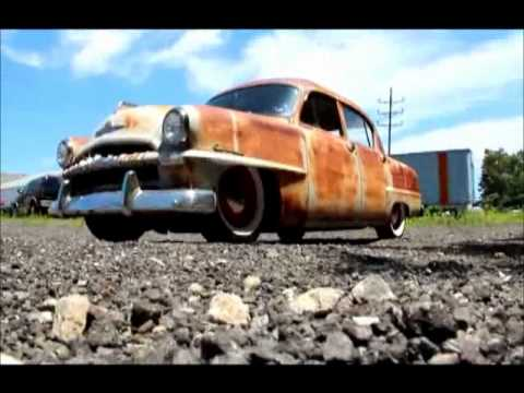 1953 Plymouth Cambridge Rat Rod - SOLD - Future Classics - Lakewood, NJ