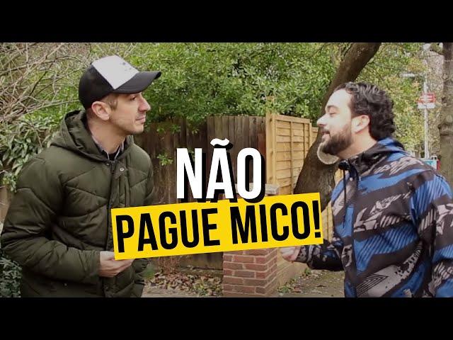 Como NÃO falar inglês - Cinco erros comuns   ft. Carina Fragozo