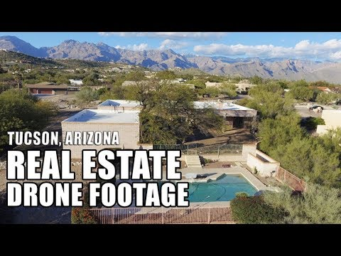 Residential Real Estate - Drone Footage - Tucson, AZ