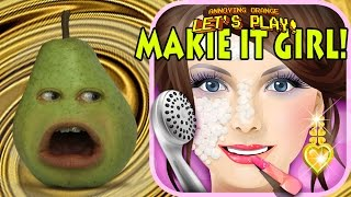Pear Forced to Play - MAKE IT GIRL