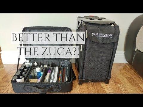 $400 Zuca Pro Artist Vs. $100 Makeup Bag | MUA Series