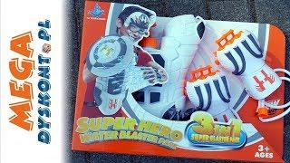 Bitwa Wodna !!! • Super Hero Water Blaster Pack • Armatki wodne • gry dla dzieci