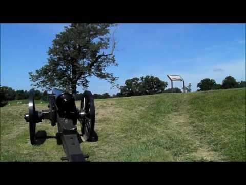 Vicksburg Battlefield and USS Cairo