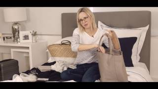 The White Company | What to pack for a Spring city break