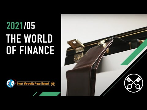 MAY: THE WORLD OF FINANCE