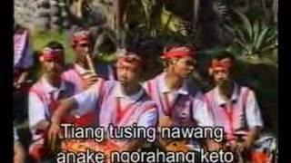 Genjek Dance-Pipi Sujenan