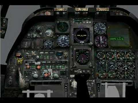 A-10 Warthog Virtual Cockpit - YouTube