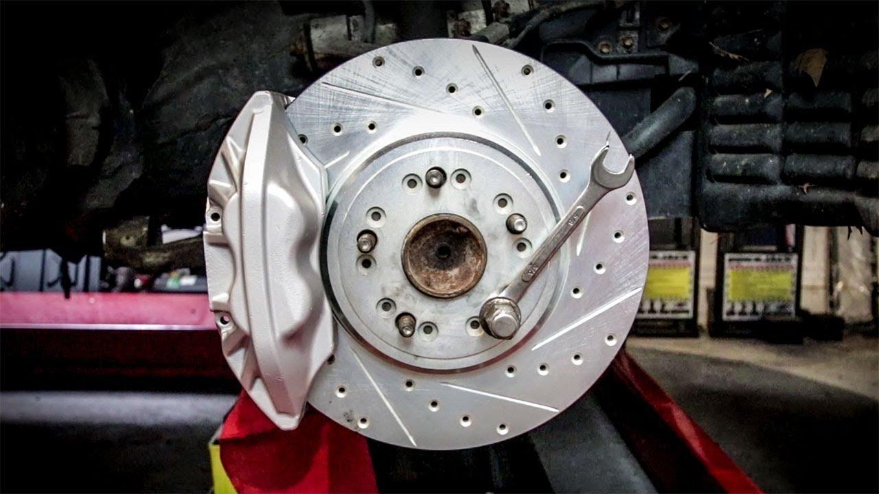 I Installed A Stupid Cheap Junkyard Big Brake Kit, And It Looks Amazing!