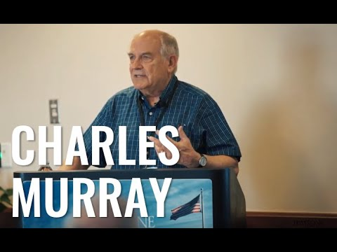 The Future of the 'American Project' in a Highly Technological World - Charles Murray