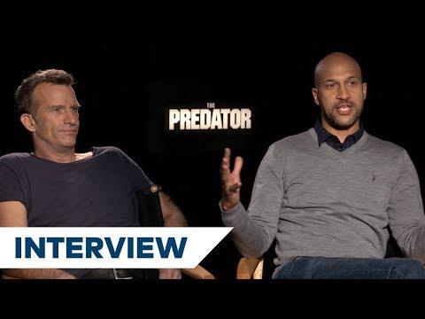 Thomas Jane & KeeganMichael Key On Developing Their Characters In The Predator  TIFF 2018