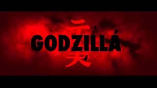 Godzilla movie title: after effects tutorial preview