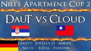 NAC2-Qualifier | DauT vs Cloud | Q#1-LBro16 (German)