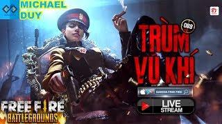 [Garena Free Fire Live] TOP 1 LEO RANK Server Nào! - Liệu Game Này Còn Hack !? | Michael Duy