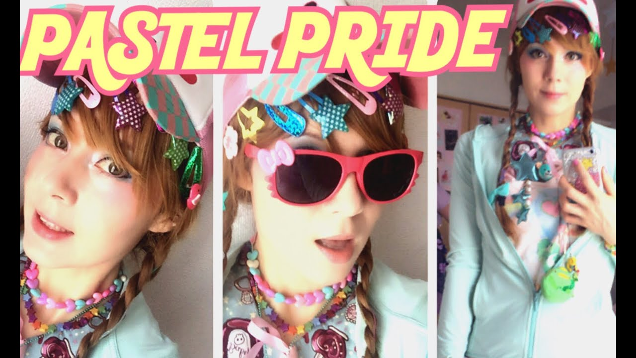 Jfashion On A Budget Tokyo Pride Pastel Fashion Decora Style For The Japanese Summer