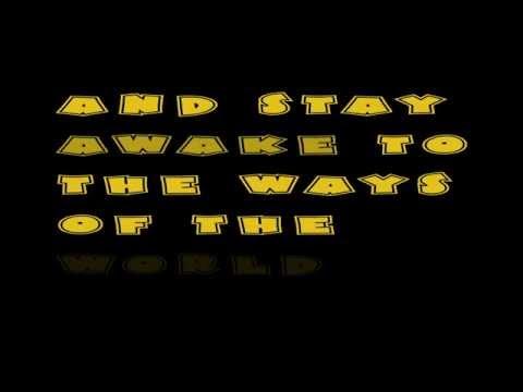 Wu-Tang Clan - C.R.E.A.M(Inspectah deck verse) - Kinetic lyrics
