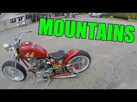 1st Time On Twistiest - Dan On Blood Mountain!