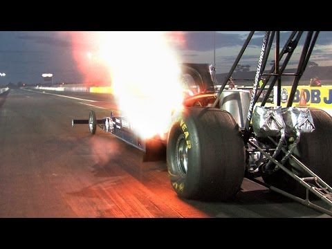 Top Fuel @ Calder Park ~ FUCHS Nitro Thunder