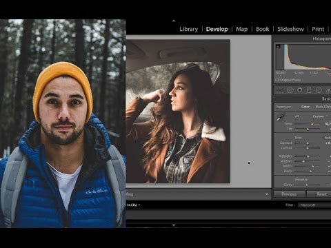 Edit Like Forrest Blake (@RockyPines) Lightroom Tutorial