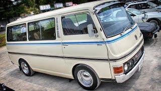 Nissan Caravan 1980 日産 キャラバン 2000cc