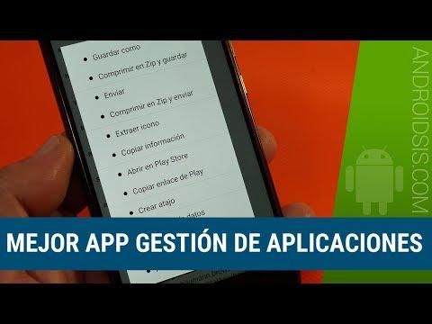 La mejor APP para gestionar aplicaciones en Android