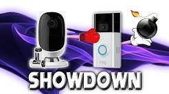 £100 Ring Video Doorbell & Stick Up Camera Alternative - Reolink Argus